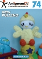 Amigumi.it - Schema uncinetto amigurumi n.74 - Kitty PULCINO